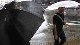 La Ciudad arde con 37 grados y se viene una fuerte tormenta: ¿se va el calor?