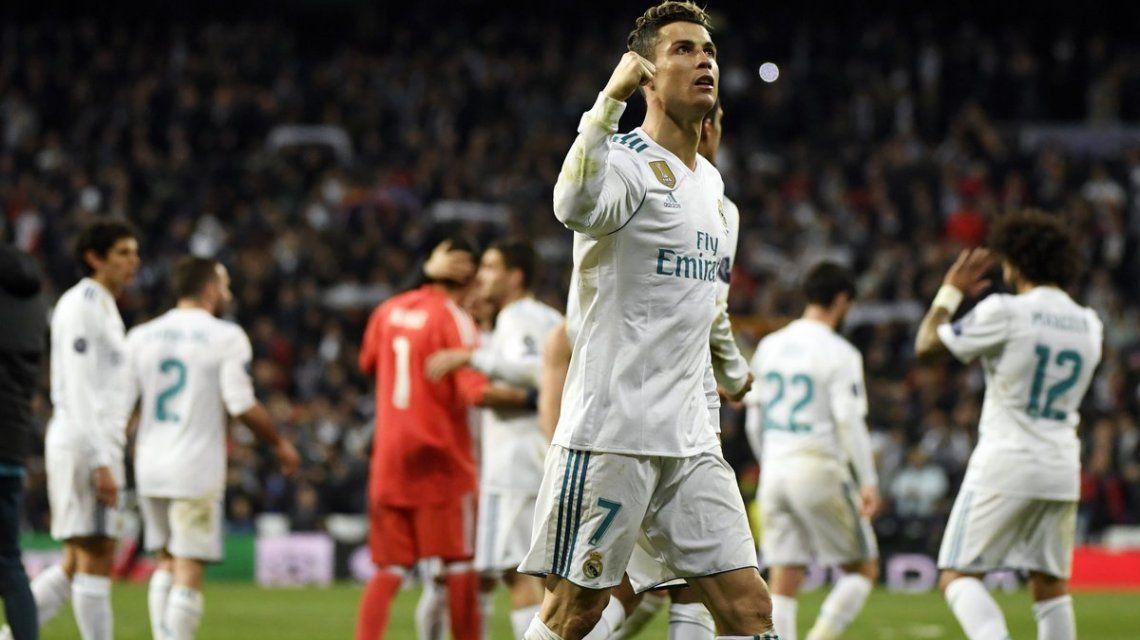 Polémica en Madrid: el Real se salvó del papelón con un dudoso penal