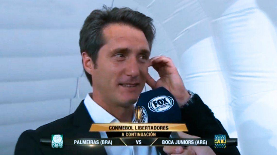 Todavía le duele: el recuerdo de Guillermo sobre River antes del partido contra Palmeiras