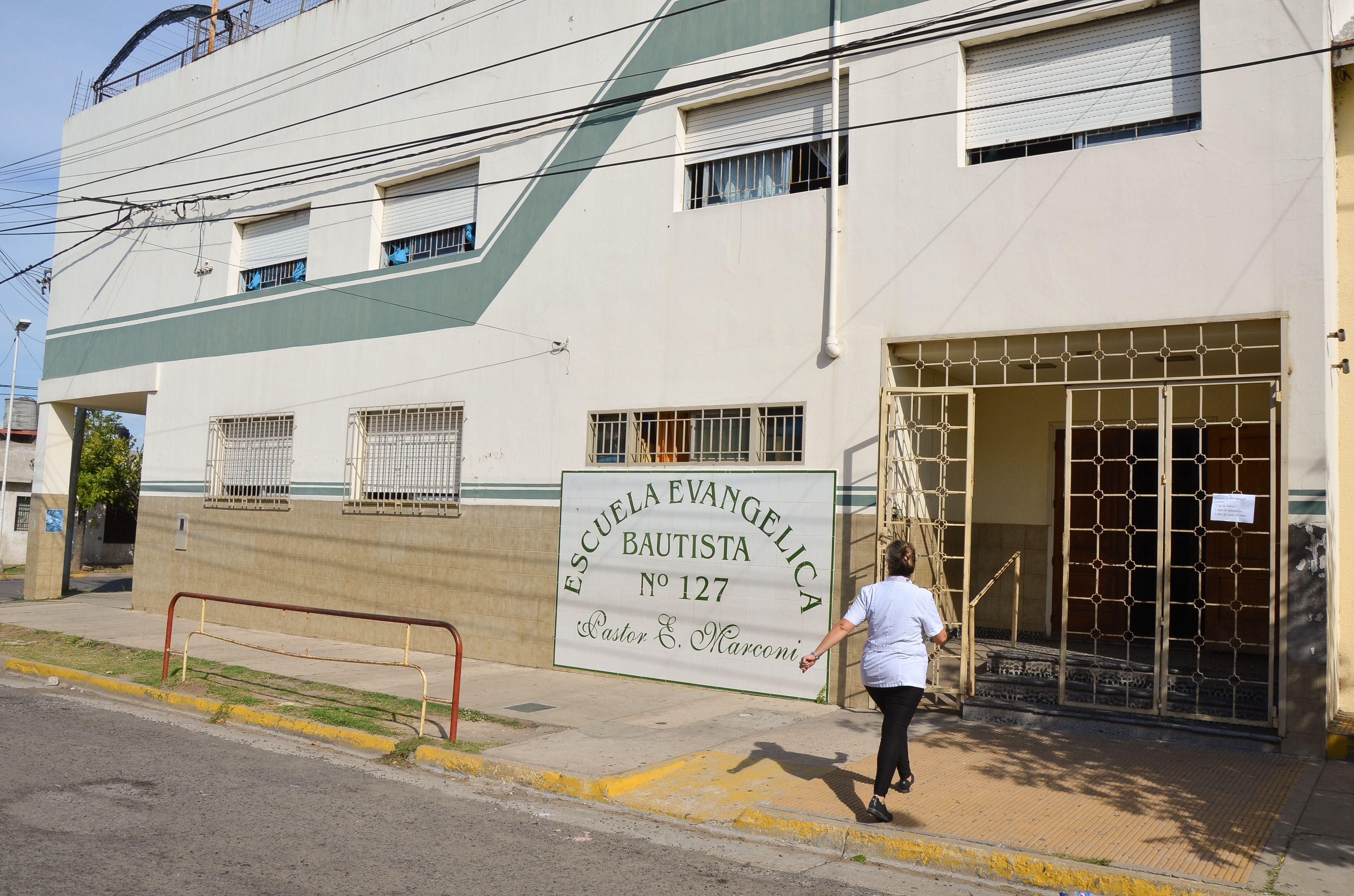 El Instituto Cristiano Evangélico Bautista de Paraná.