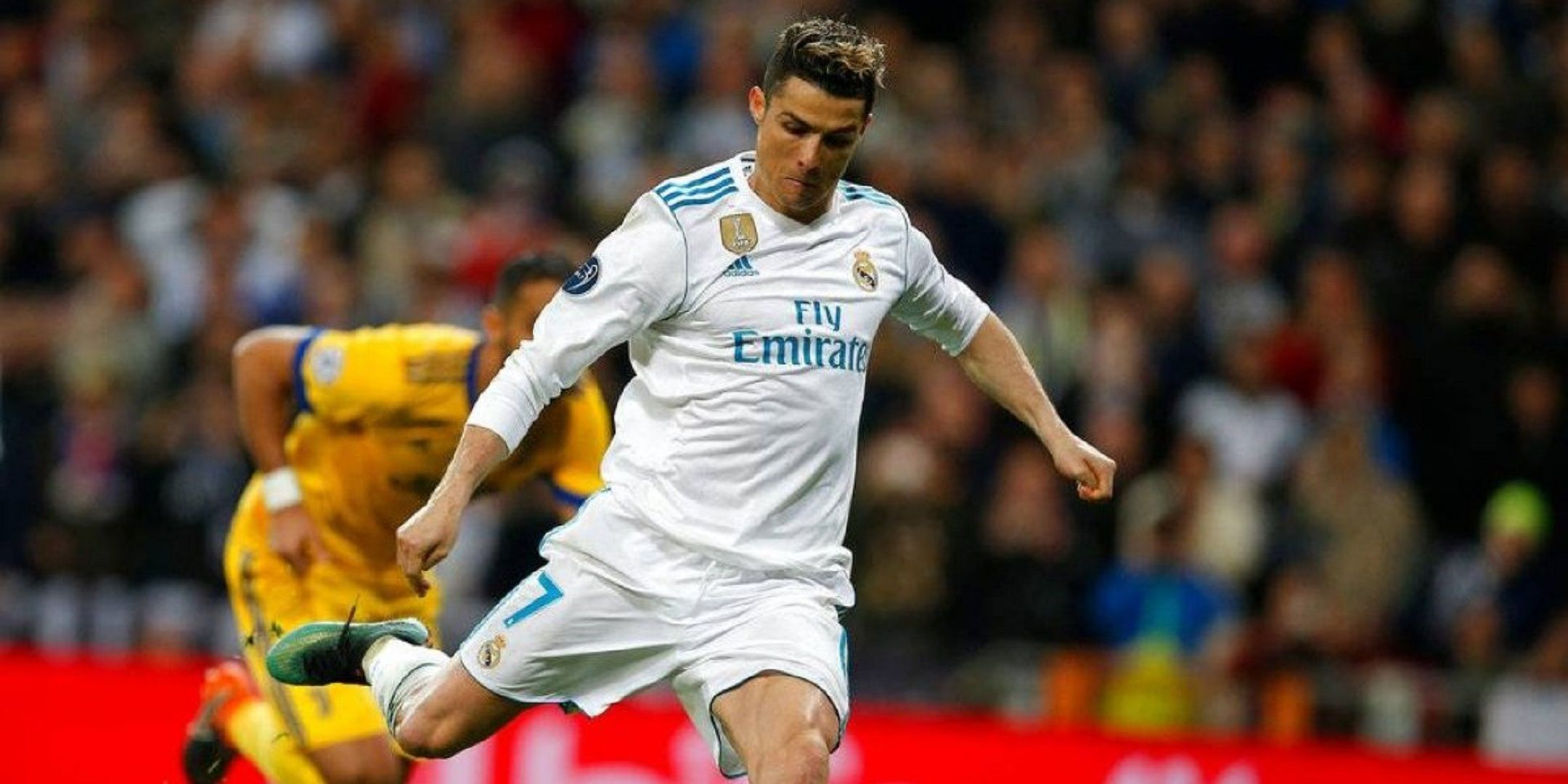 ¡Noooo! Les cambiaron el canal y se quedaron sin ver el gol de Cristiano Ronaldo