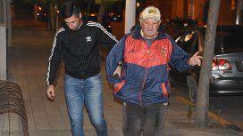 Héctor Patilla Kruber fue detenido con la ropa de Mac Allister