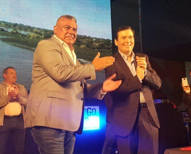 "Claudio ""Chiqui"" Tapia y Gerardo Zamora<br>"