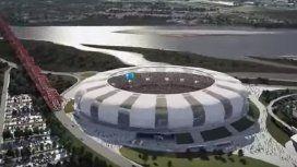 Así será el nuevo estadio de Santiago del Estero
