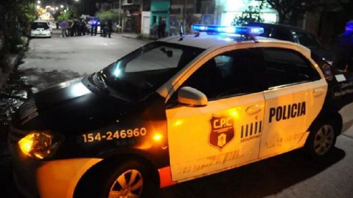 Policía de Mar del Plata- Crédito:lacapitalmdp.com