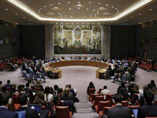 El Consejo de Seguridad de las Naciones Unidas