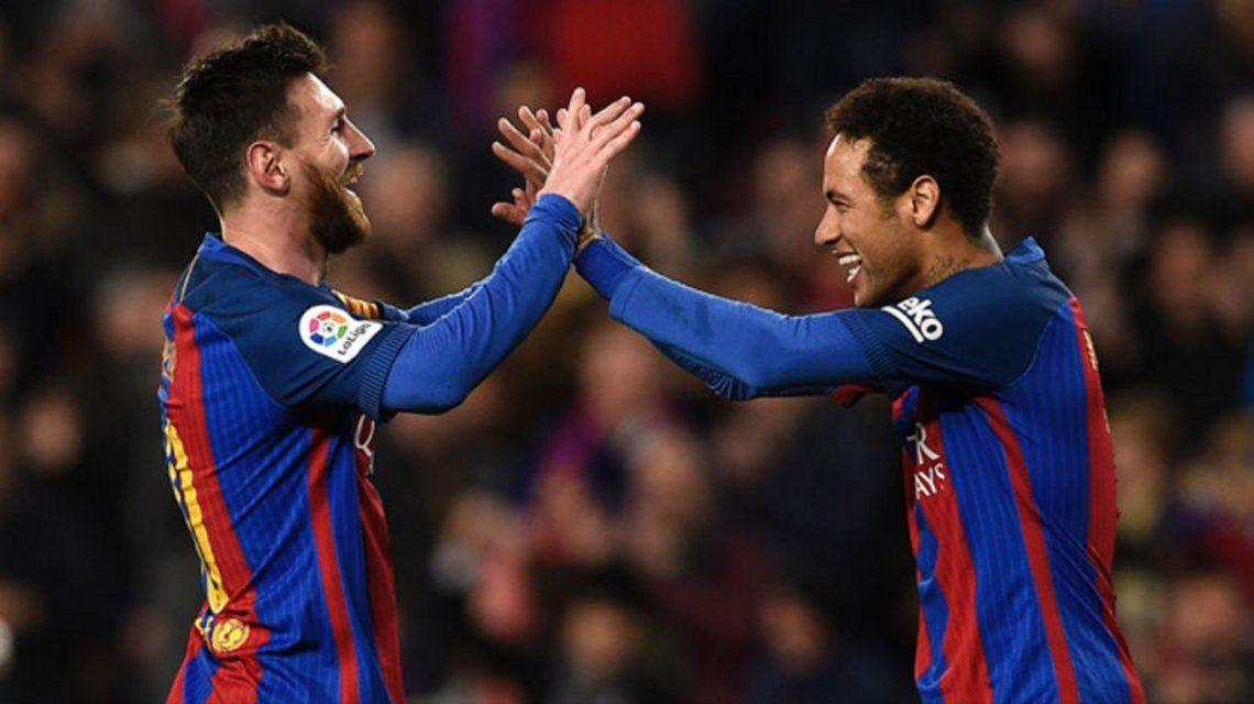 Messi, el verdadero motivo de la partida de Neymar del Barcelona