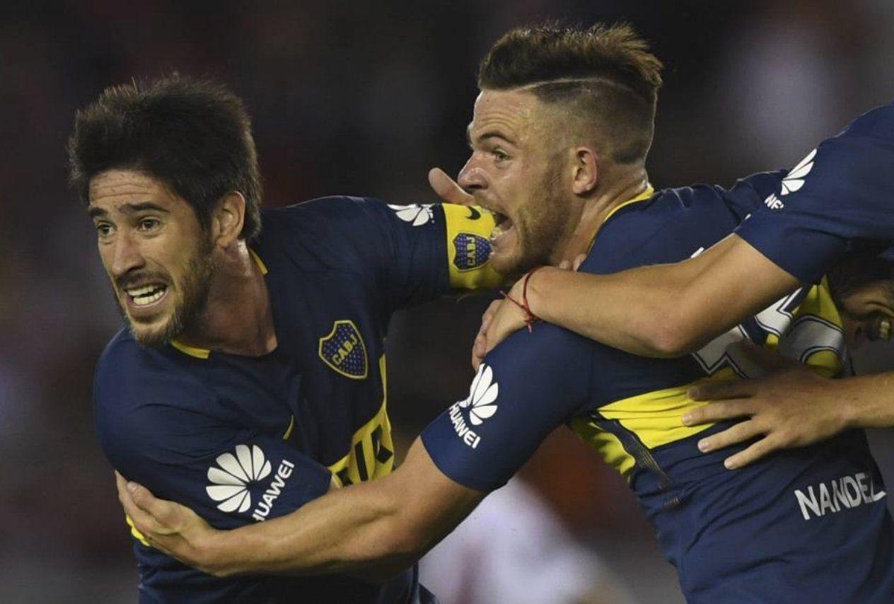 ¡Mano! El increíble penal para Boca contra Independiente que no cobraron