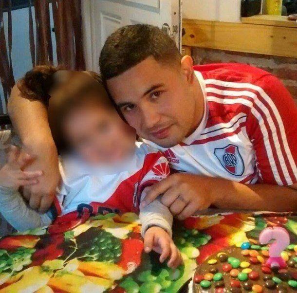 Leandro Miguel Alcaraz tenía 26 años<br>