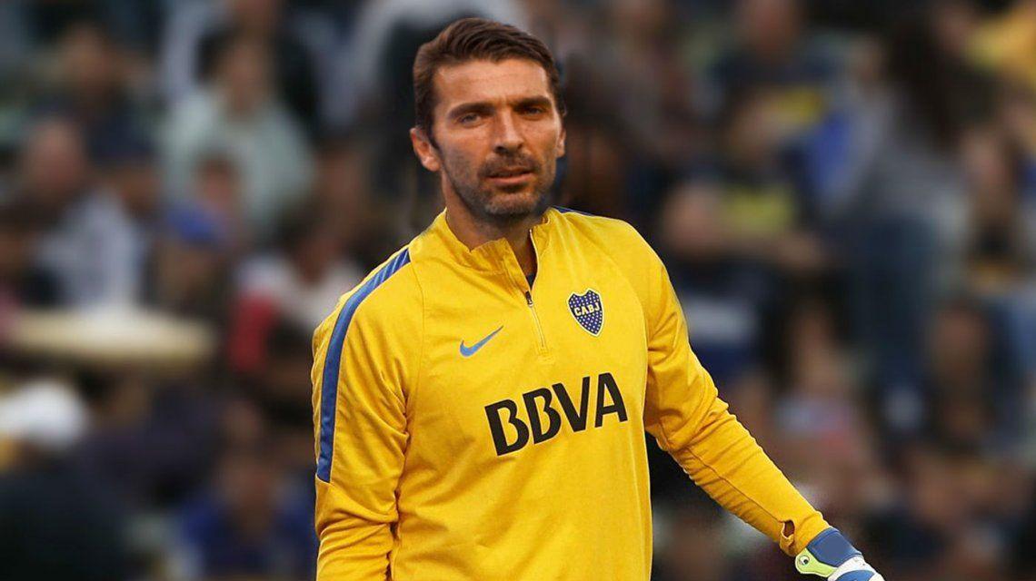 ¿Gianluigi Buffon a Boca? Por ahora