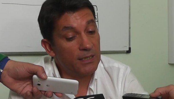 Oscar Panomarenko, director del hospital de El Bolsón