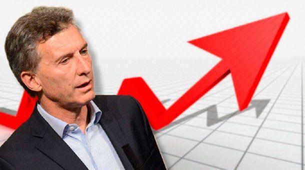 El gobierno de Macri no le encuentra la vuelta a la inflación<br>