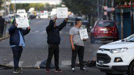 Más de 30 líneas de colectivo pararon para reclamar justicia y más seguridad