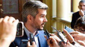 Marcos Peña, jefe de Gabinete de ministros
