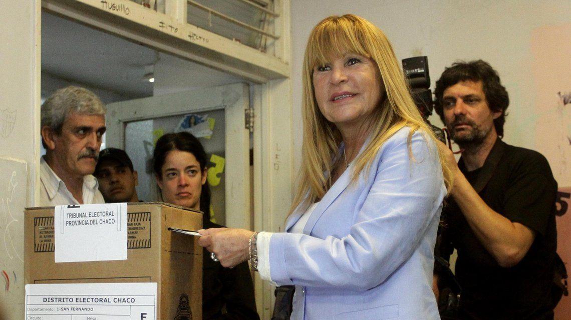 Ayala fueintendenta de Resistencia y hoy es diputada de Cambiemos
