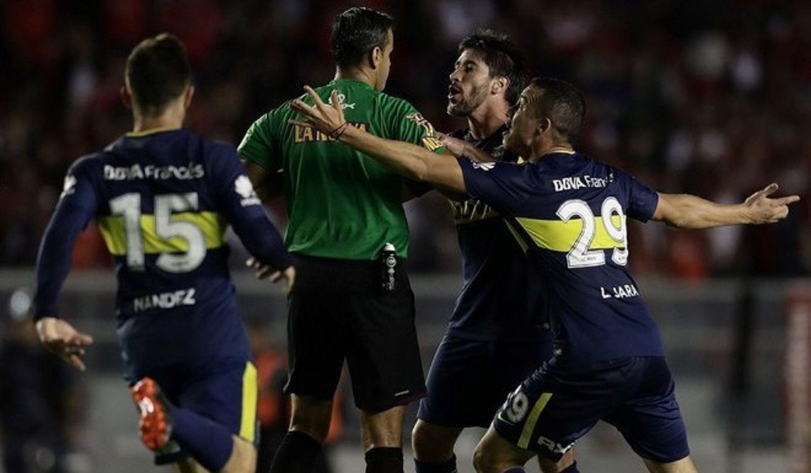 No le dio un penal a Boca y lo mandaron a dirigir al Boca de la B Nacional