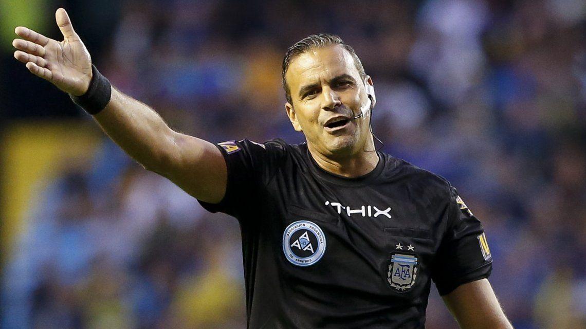 Ariel Penel no dirigirá en la fecha 24 de la Superliga Argentina.