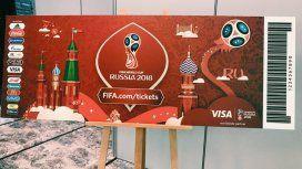 El sitio para comprar las entradas es la página de la FIFA