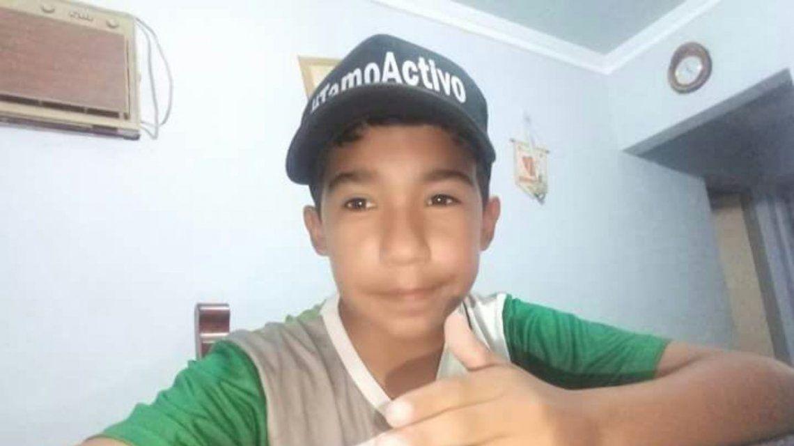 Facundo Ferreira tenía 12 años