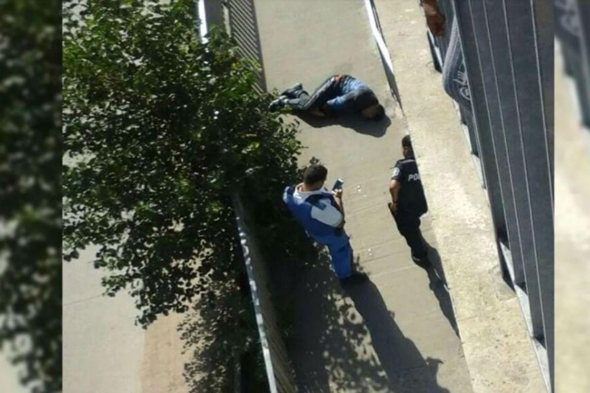 Los vecinos tiraron al delincuente de un puente