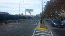Alivio para los automovilistas: posponen el cierre de la salida de la autopista Illia a Libertador