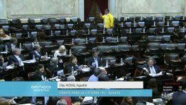 Olmedo dejó sin quórum la sesión contra el tarifazo, volvió y le llovieron insultos