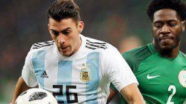 Cristian Pavón opinó sobre Jorge Sampaoli y sobre la salida del DT de la Selección