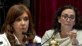 VIDEO: Picante cruce entre Cristina y Michetti en el Senado por las tarifas