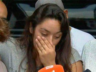 Jésica llevaba 11 años en pareja con Leandro, quien fue asesinado el domingo pasado