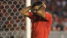 Independiente se queja por el mal arbitraje