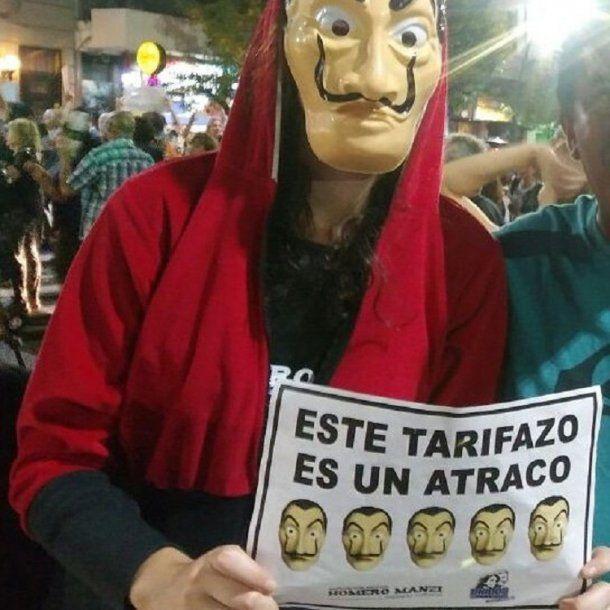 Las máscaras de