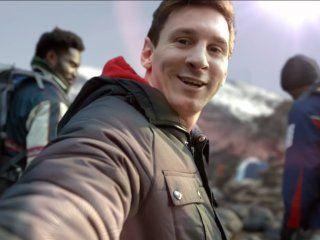 Una selfie con Messi como esta está al alcance de la mano