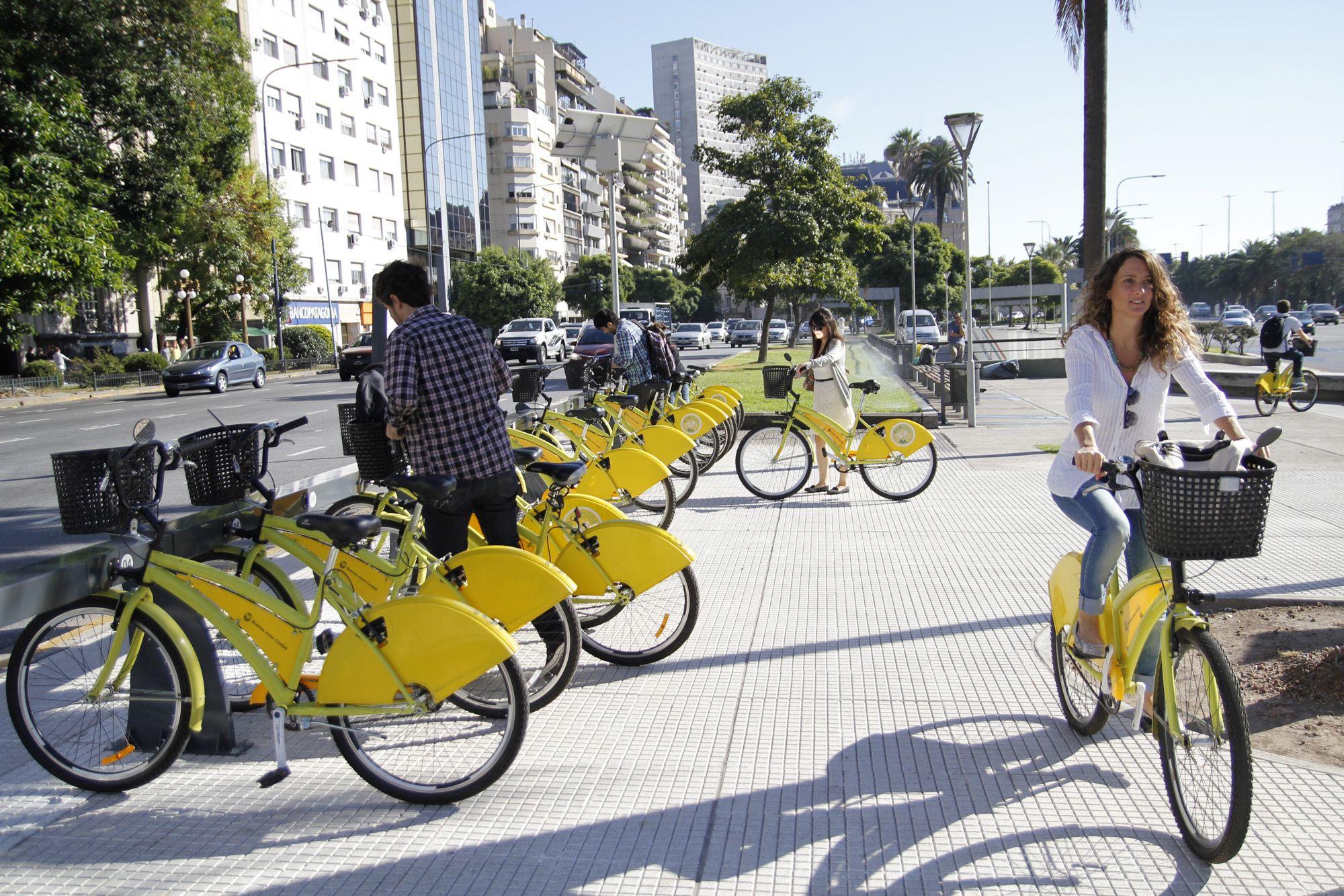 En el Día de la Bicicleta, el Gobierno creó el área de Transporte No Motorizado