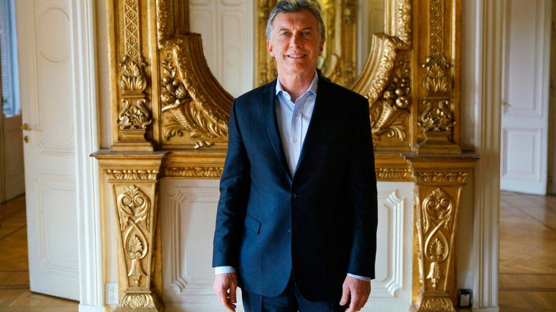 Para la revista Time, Macri es una de las 100 personas más influyentes del mundo