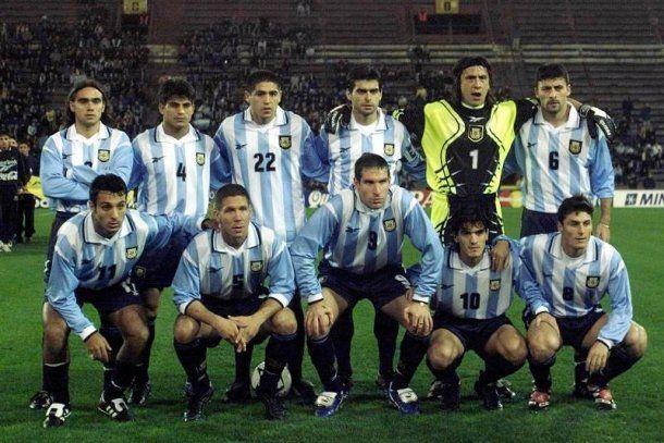 Ibarra, Riquelme, Samuel y Palermo fueron titulares; Cagna y Guillermo, recambio<br>