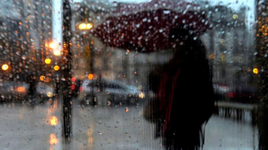 El fin se semana largo comenzó con lluvias: ¿hasta cuándo seguirá el mal tiempo?