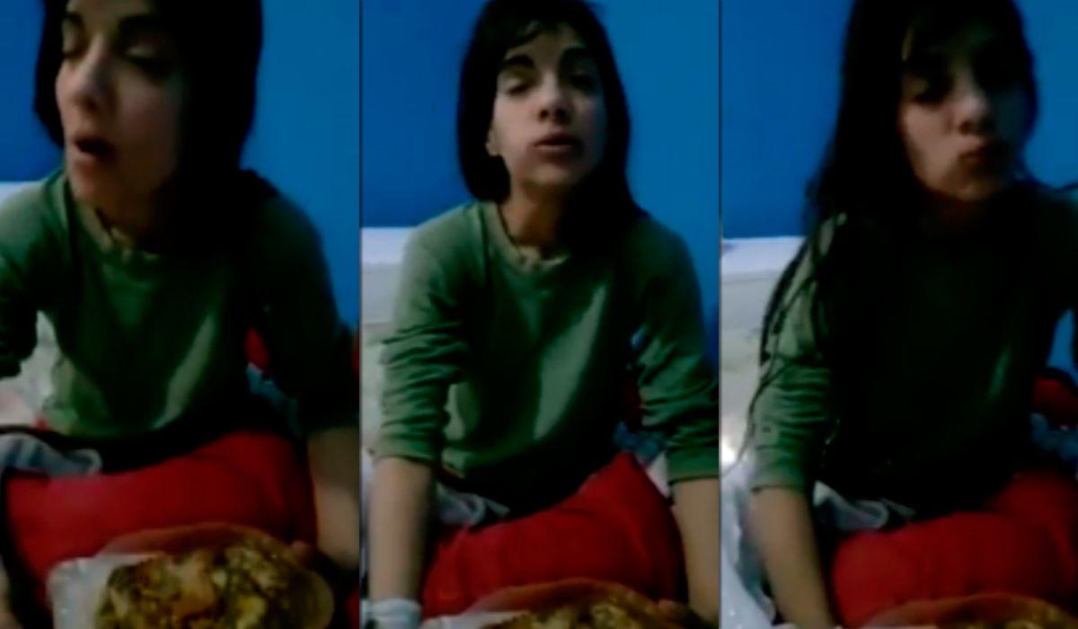 Una mujer tuvo que atar a su hija a la cama para que no se drogue