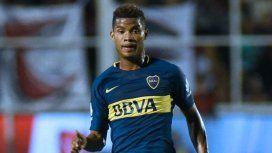 Boca: Wilmar Barrios no juega ante Gimanasia por una lesión
