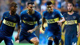 Alerta en Boca: los colombianos no seguirían en el club tras el Mundial