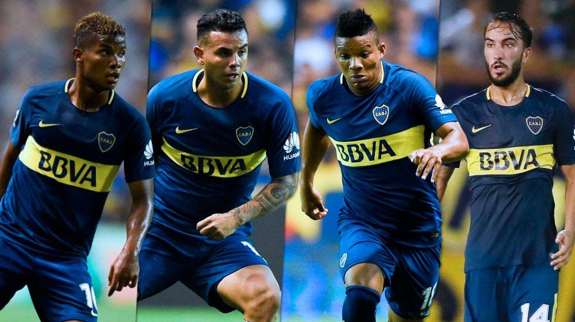 ¿Boca se queda sin colombianos después del Mundial?