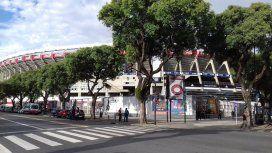 Abusos en River: allanaron las oficinas del estadio Monumental