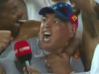 Festejo de Diego Maradona conAl Fujairah