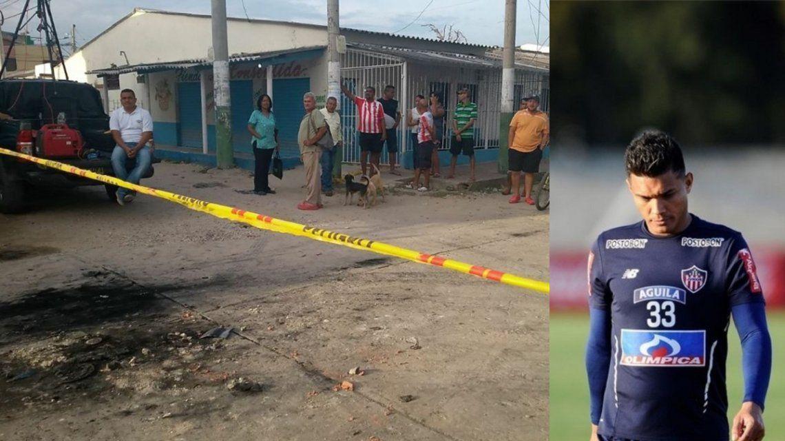 Brutal tragedia para Teo Gutiérrez: un sicario asesinó a su sobrina de 2 años