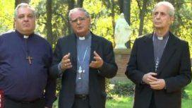El episcopado leyó un documento en medio del debate sobre el aborto