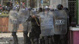 Ortega mandó a la Policía y las turbas a atacar a los manifestantes, que son en su mayoría estudiantes universitarios