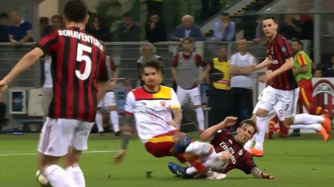 Ante la lesión de Biglia, Sampaoli se reunió con Pizarro