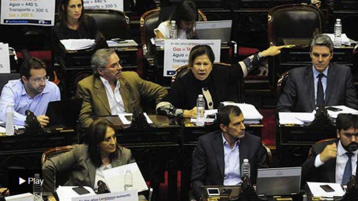 La oposición intentará nuevamente atenuar la suba de las tarifas desde el Congreso.