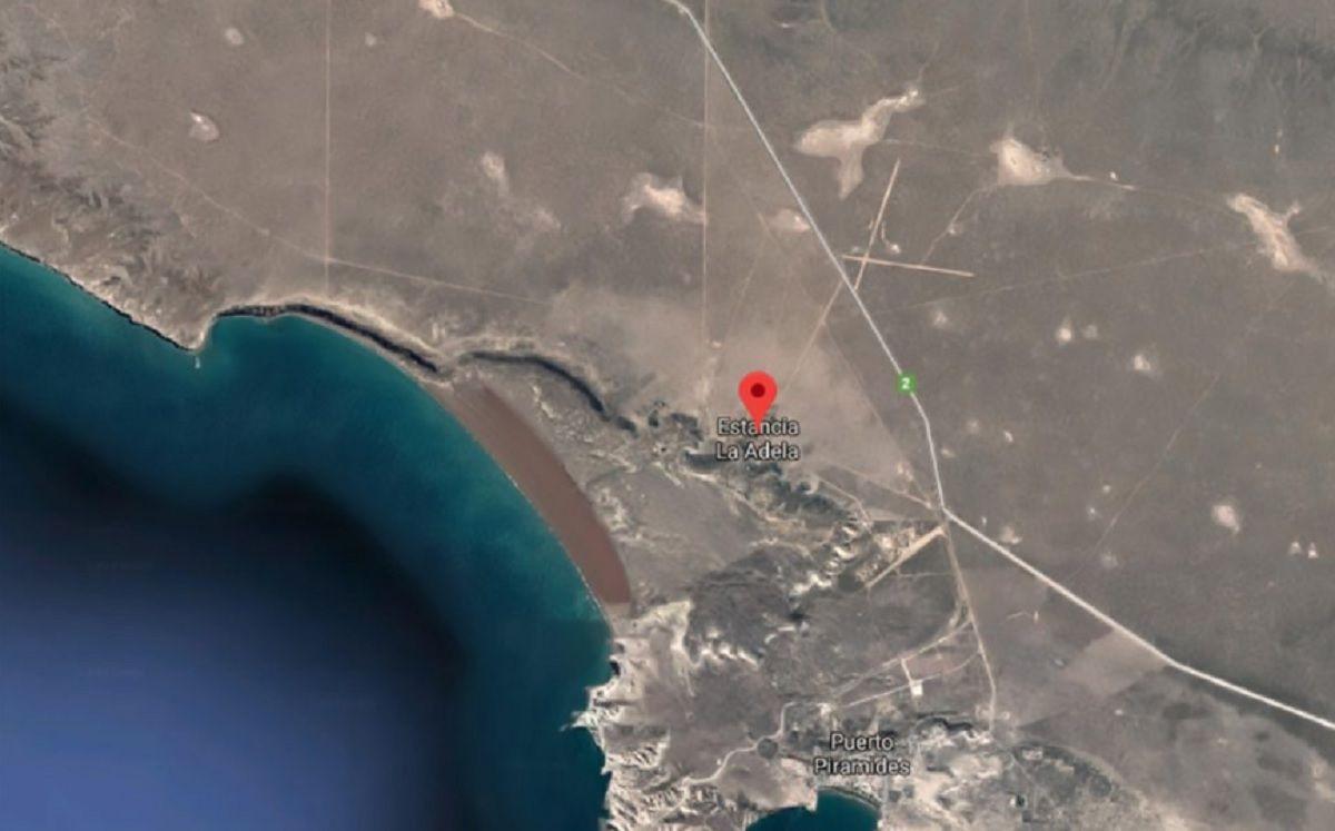 Cayó una avioneta en un campo de Península Valdés: dos mujeres murieron calcinadas