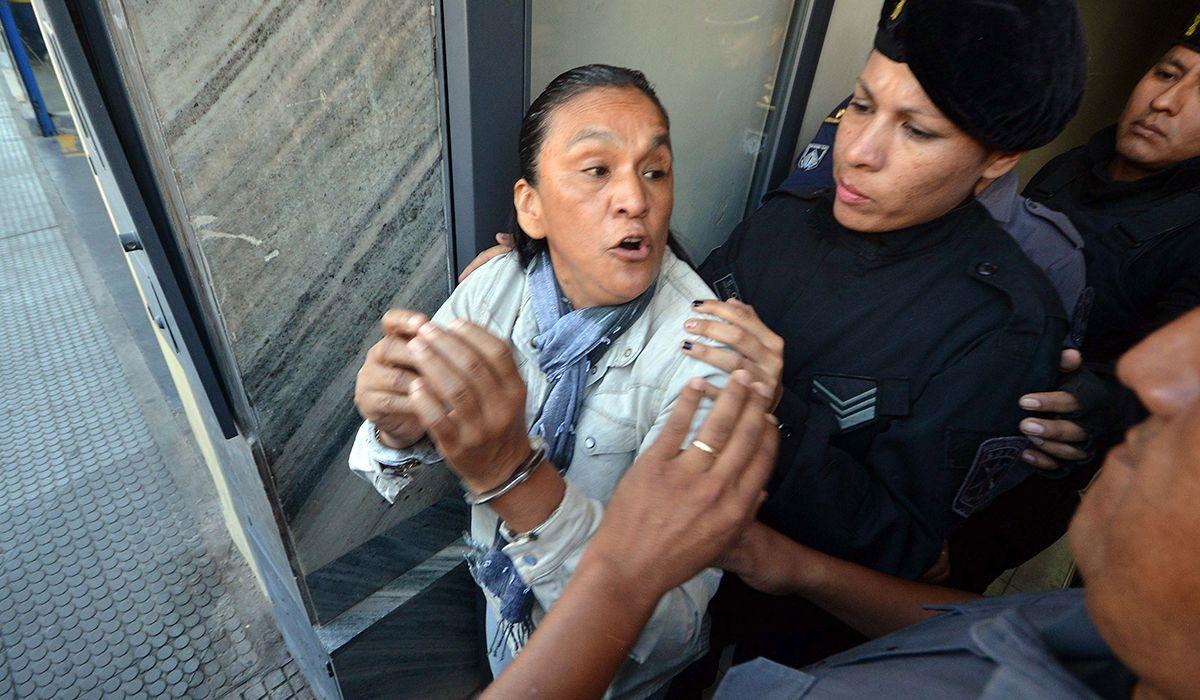 Milagro Sala: la defensa pide que vuelva a la prisión domiciliaria
