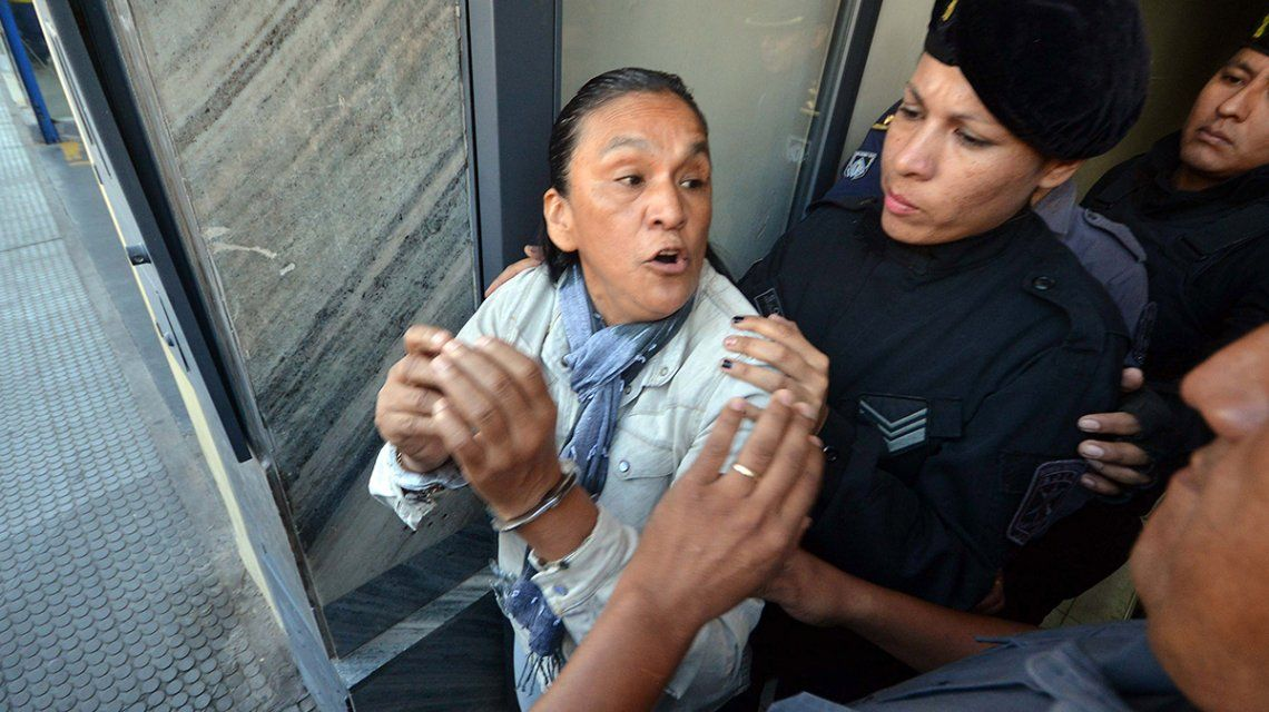 Milagro Sala internada: impiden el ingreso de su esposo y su hijo al hospital